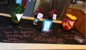 #BeautyBash Benefit Sips